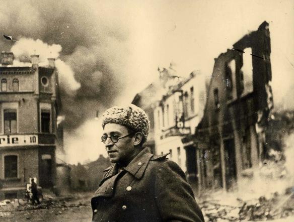 Vassili Grossman en Stalingrado, 1942